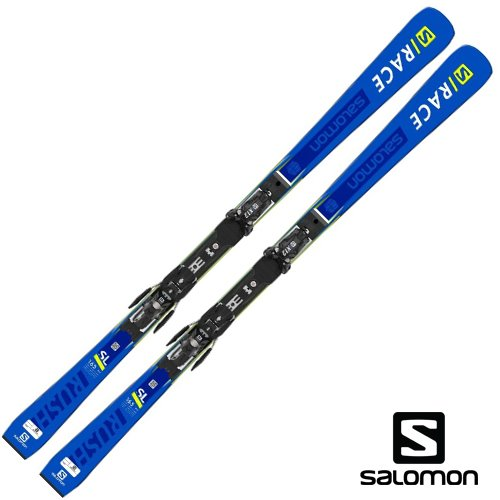 [18/19] 살로몬 스키 플레이트SALOMON S/RACE RUSH GS P80 + X12 LAB