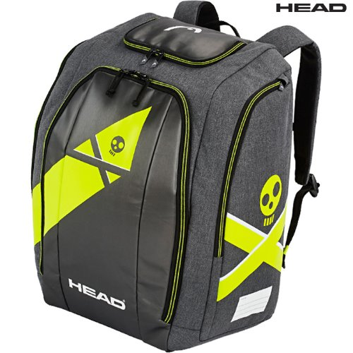 (18/19) 헤드 스키 부츠 가방 HEAD Rebels Racing backpack S (bk/gr/n ye)