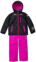 [18/19] 아동 스키복 JUNIOR SUIT BLACK-MAGENTA